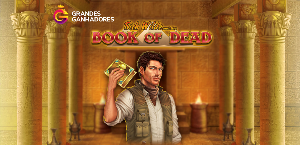 Rich Wilde and Book of Dead (Play'n Go)
