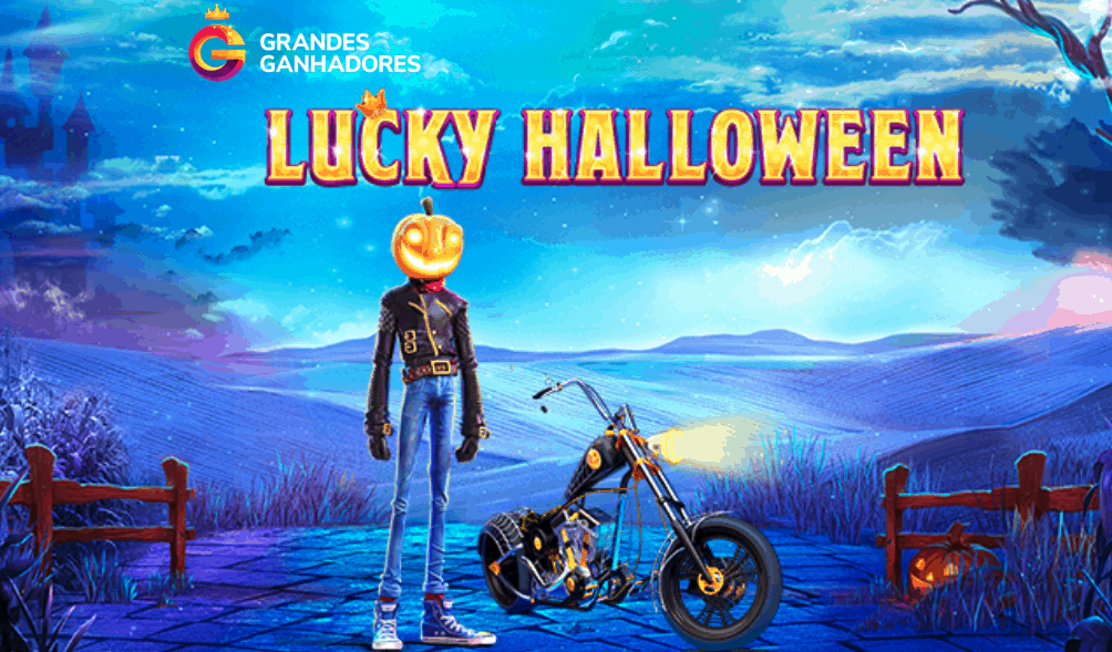 Lucky Halloween (Red Tiger)