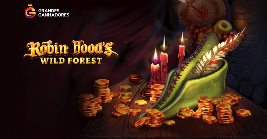 Robin Hood's Wild Forest (Red Tiger)