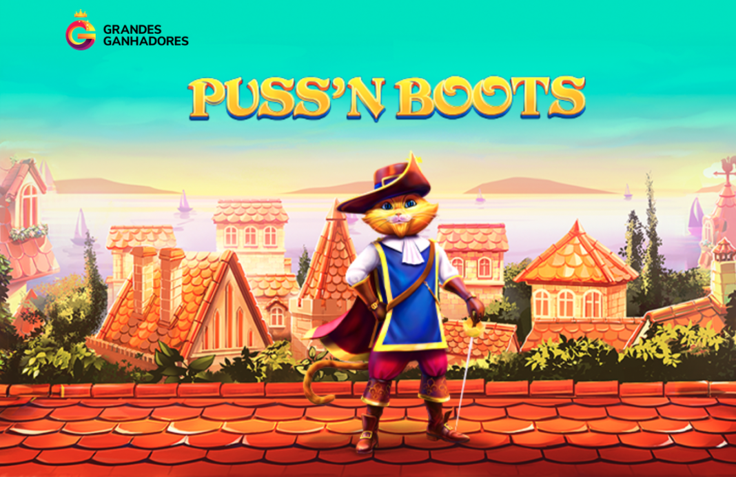 Puss 'N Boots (Red Tiger)
